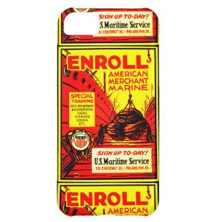 American Merchant Marine-Enroll Today iPhone 5C Case