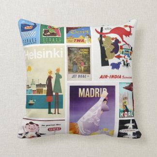 American MoJo Vintage Pillows