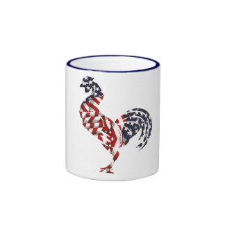 American Rooster Mug