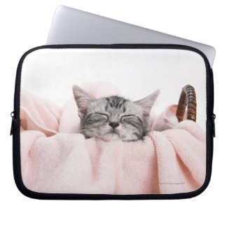 American Shorthair 10 Laptop Sleeve