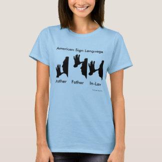 American Sign Language - Lesson 1 T-Shirt
