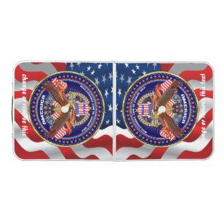 American Spirit Not Forgotten Pong Table
