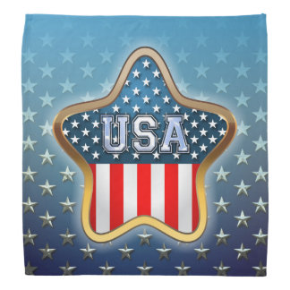 American Star Bandannas