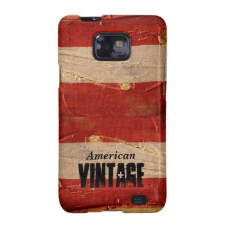 American Vintage Galaxy S2 Covers