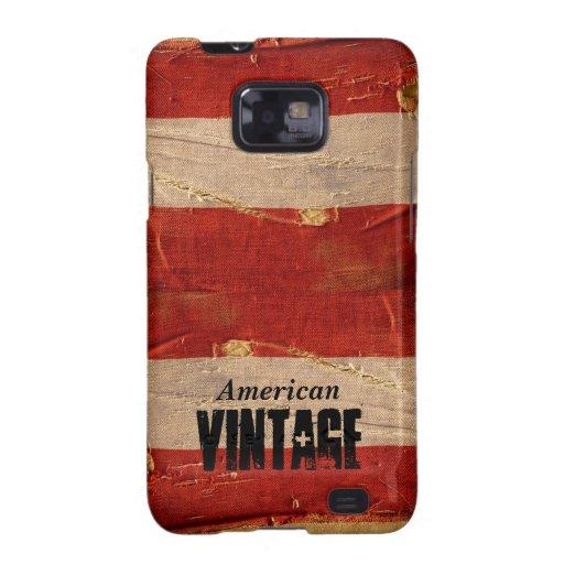 American Vintage Samsung Galaxy Cases