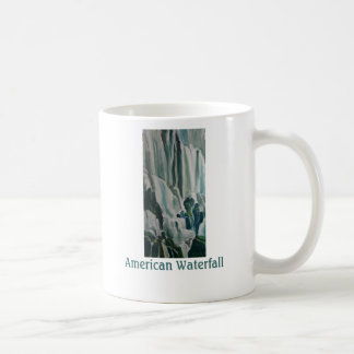 American Waterfall Coffee Mug