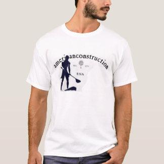 americanconstruction paddle boarder T-Shirt