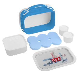 America's Lunch Lunch Box