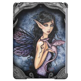 Amethyst Dragon Fairy Fantasy Art