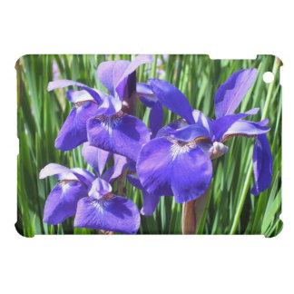 Amethyst Irises iPad Mini Case