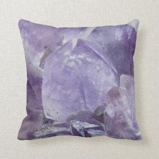Amethyst Quartz - February Birthstone Cushion
