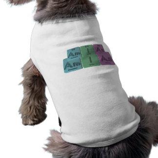 Amias-Am-I-As-Americium-Iodine-Arsenic Shirt