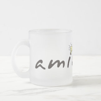 amirite? Logo Mug