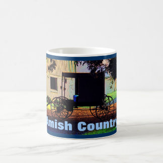 Amish Buggy Mug - Customized