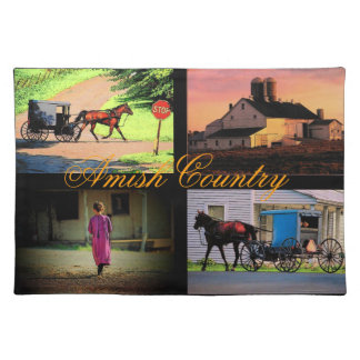 Amish Country Placemat