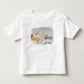 Amish Village T-shirt