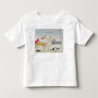 Amish Village Toddler T-Shirt