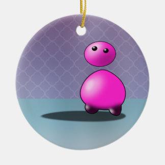 Amorphous Blob Christmas Ornament