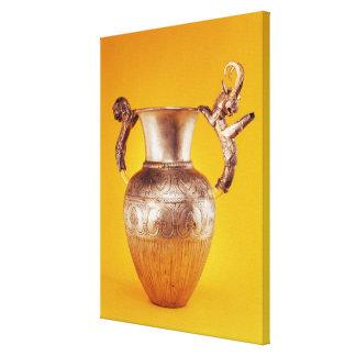 Amphora Canvas Print