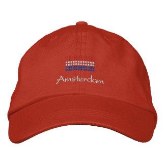 Amsterdam Cap - Dutch Flag Hat Baseball Cap