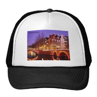 Amsterdam--City of lights [kan.k]. Cap