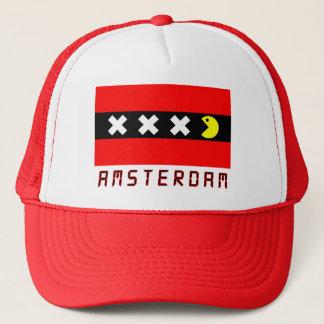 Amsterdam gamer Cap By Amsterdamned