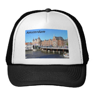 Amsterdam-the-netherlands---[kan.k] Cap