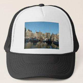 Amsterdam, The Netherlands Trucker Hat