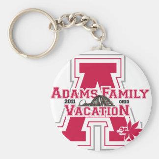 Amy Adams Family Vacation 2011 - Ohio Key Ring