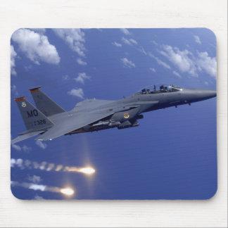 An Air Force F-15E Strike Eagle Mouse Pad