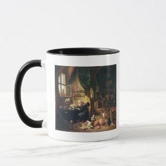 An Alchemist in his Workshop Mug