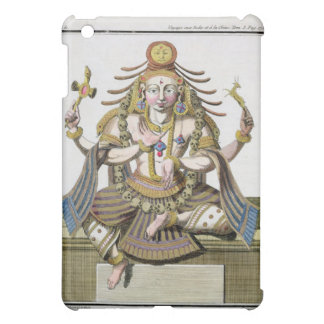 An aspect of Shiva, from 'Voyage aux Indes et a la iPad Mini Cases