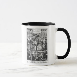An Embassy from the East-India Mug