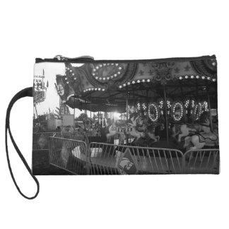 An evening at the fair wristlet purses