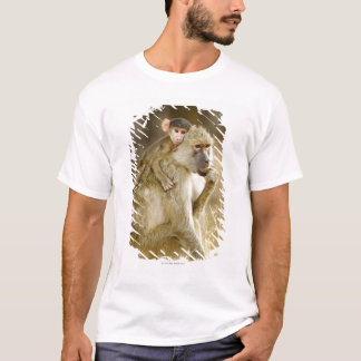 An infant Yellow Baboon(Papio T-Shirt