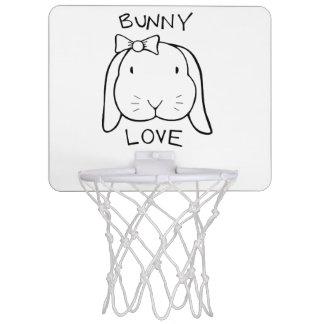 Ana Bunny Basketball Goal Mini Basketball Hoop