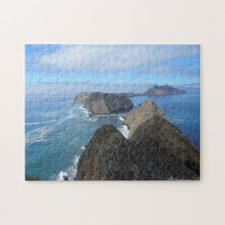 Anacapa Island- Channel Islands National Park Jigsaw Puzzle
