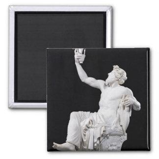 Anacreon, 1851 magnet