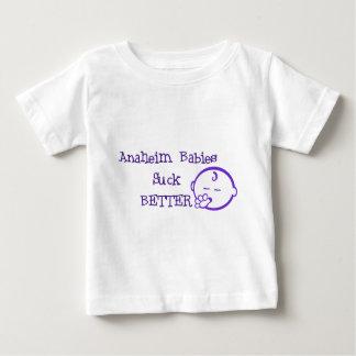 Anaheim Babies Suck Better Baby T-Shirt