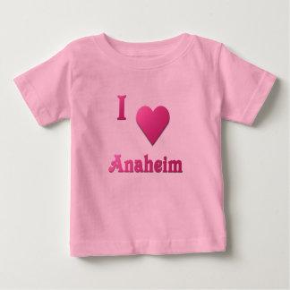 Anaheim -- Hot Pink Baby T-Shirt