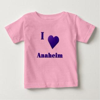 Anaheim -- Midnight Blue Baby T-Shirt