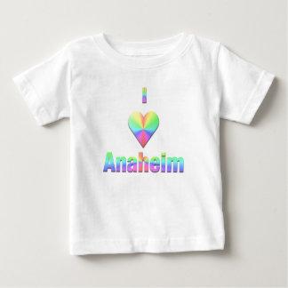 Anaheim -- Pastels Baby T-Shirt