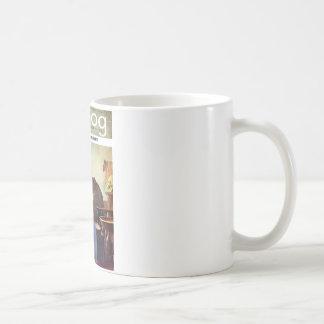 Analog 1964-09_Pulp Art Basic White Mug