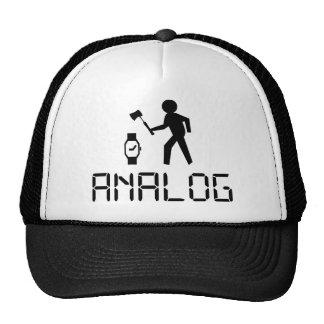 Analogue Cap