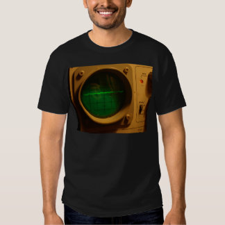Analogue Oscilloscope 1964 Tee Shirt