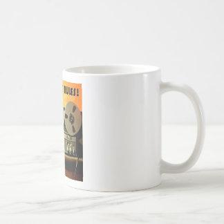 Analogue Rules Basic White Mug