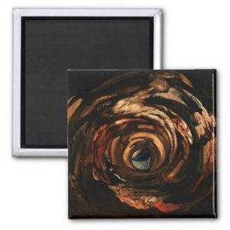 Anamorphosis of Rubens Magnet