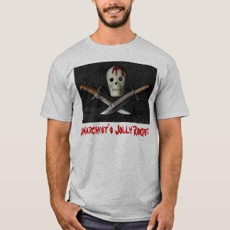 Anarchist's Jolly Roger T-Shirt