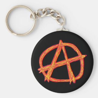 Anarchy Key Ring