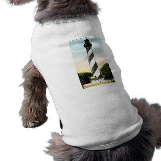 Anastasia Lighthouse Near St. Augustine, Florida Sleeveless Dog Shirt